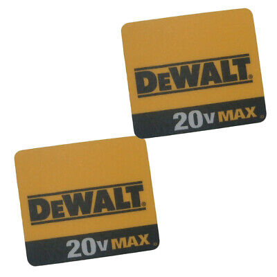 Dewalt 2 Pack Of Genuine OEM Replacement Wheels # N003522-2PK