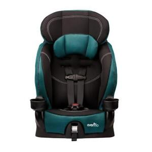 New Evenflo Chase Harnessed Booster Car Seat, Jubilee (Pick-up Only) - DI5