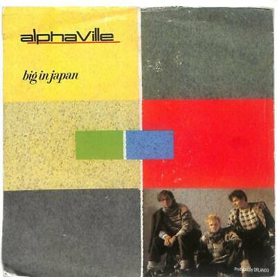 "Alphaville - Big In Japan - 7"" Vinyl Record Single"