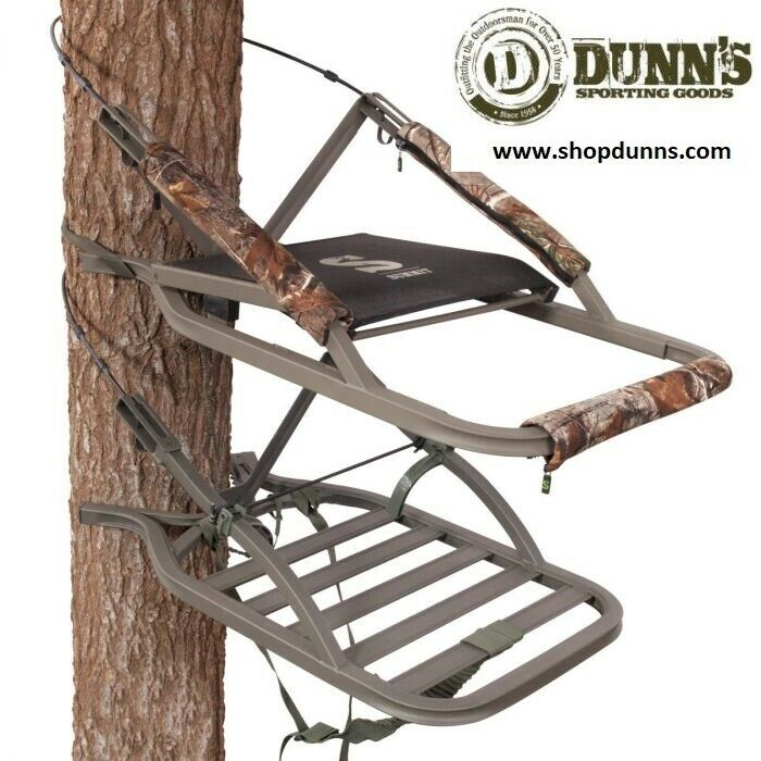 SUMMIT SENTRY SD CLOSED FRONT CLIMBING TREESTAND #81132 NEW!