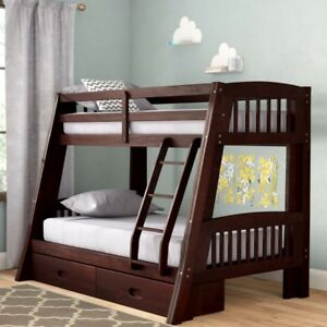 Bunk Bed Single Top Double Bottom Buy Sell Items From Clothing