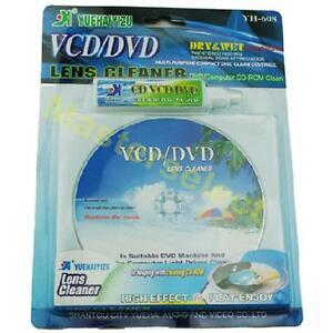 cd de nettoyage pour lecteur de lentille dvd cd rom cd. Black Bedroom Furniture Sets. Home Design Ideas
