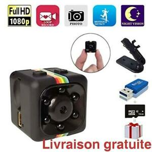 Liquidation !! Mini camera HD carte 16 Go / Mini Camera HD 1080P/720P Spy Cam Wireless