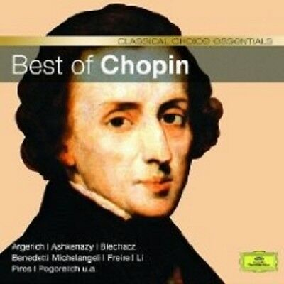 BEST OF CHOPIN - PIANO SOLO (CC) CD ARGERICH