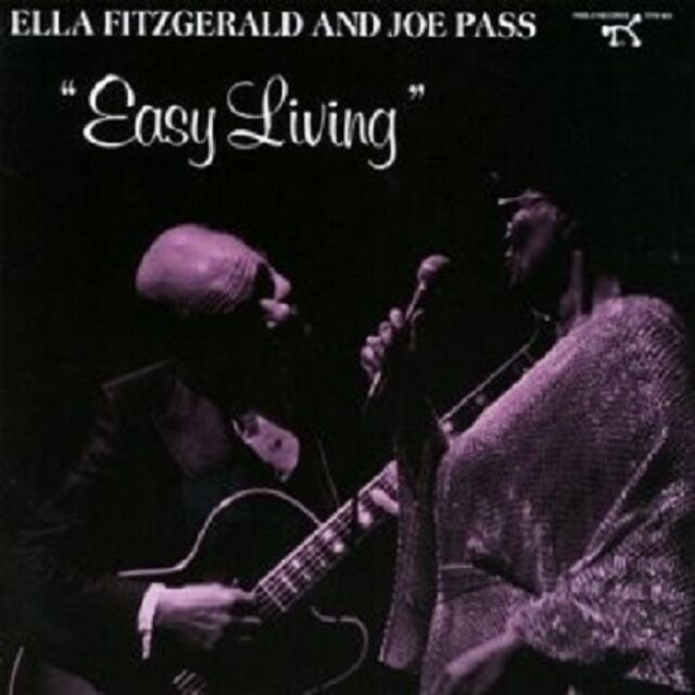 ELLA/PASS,JOE FITZGERALD - EASY LIVING (OJC REMASTERS)  CD NEU