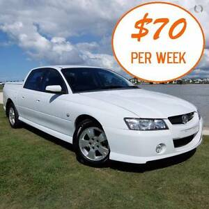 **$70 per week** 2007 Holden Crewman S Ute Merrimac Gold Coast City Preview