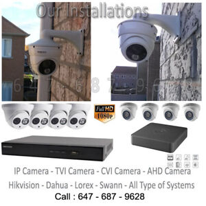 CCTV SECURITY CAMERA SYSTEM AND INSTALLATION AFFORDABLE DEALS