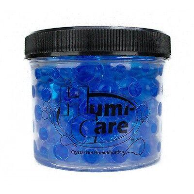 Humi-Care Crystal Gel Humidification 4oz Jar Cigar Humidor - New