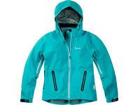 BARGAIN!! BRAND NEW Madison Flo Women's Waterproof mountain bike Jacket
