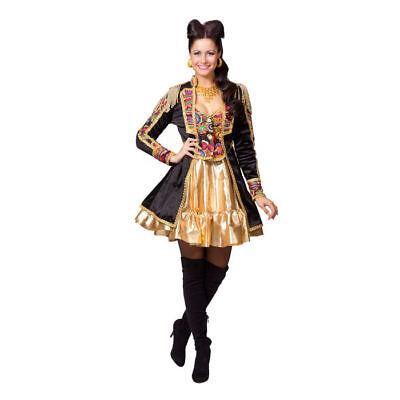 NEU Damen-Kostüm Karnevalsjacke Zirkus Deluxe Piratin  Dompteurin - Deluxe Zirkus Clown Kostüme