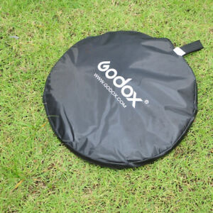 Brand New Godox 80cm 5 in 1 Collapsible Reflectors for $30