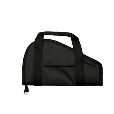 Pistol Rug - Black Small w/ Accessory Pocket