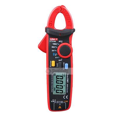 Uni-t Ut210e Handheld True Rms Acdc Current Clamp Meters Capacitance Tester