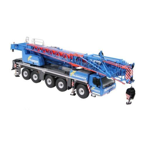 NZG 959/07 LIEBHERR LTM 1250-5.1 Mobile Crane Felbermayr - Scale 1:50