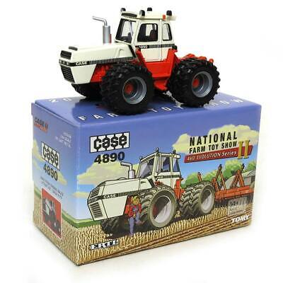 1/64 Case 4890 4WD National Farm Toy Show 2014