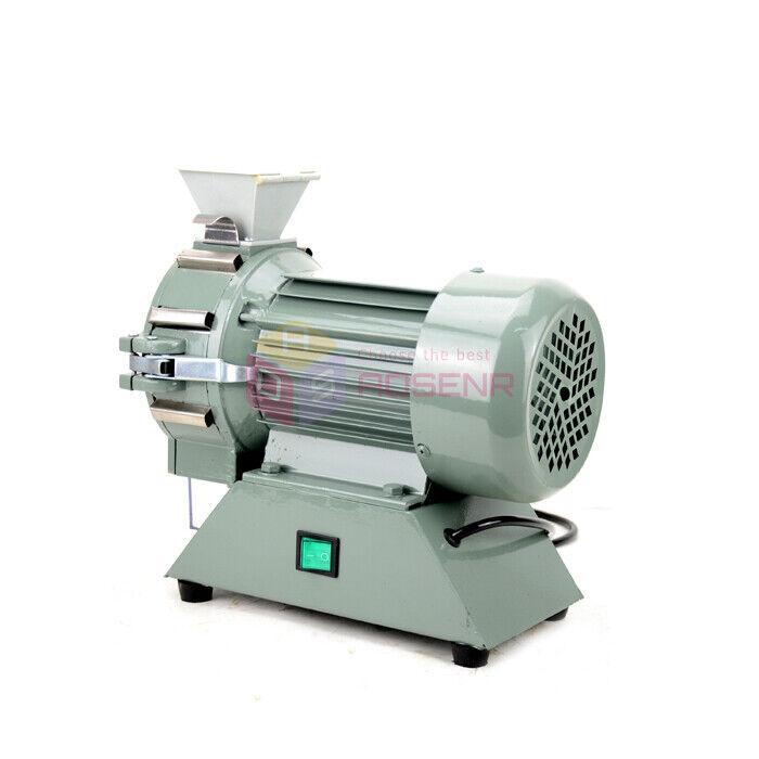 Laboratory Micro Instrument Grinder Plant Herbal Grain Grinder Soil Pulverizer