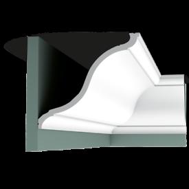 Coving Oracdecor - Large classic swan-neck cornice moulding