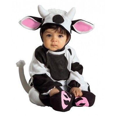Cozy Cow Infant Costume - Baby Cow Costume