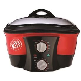 8 in 1 'go chef' cooker