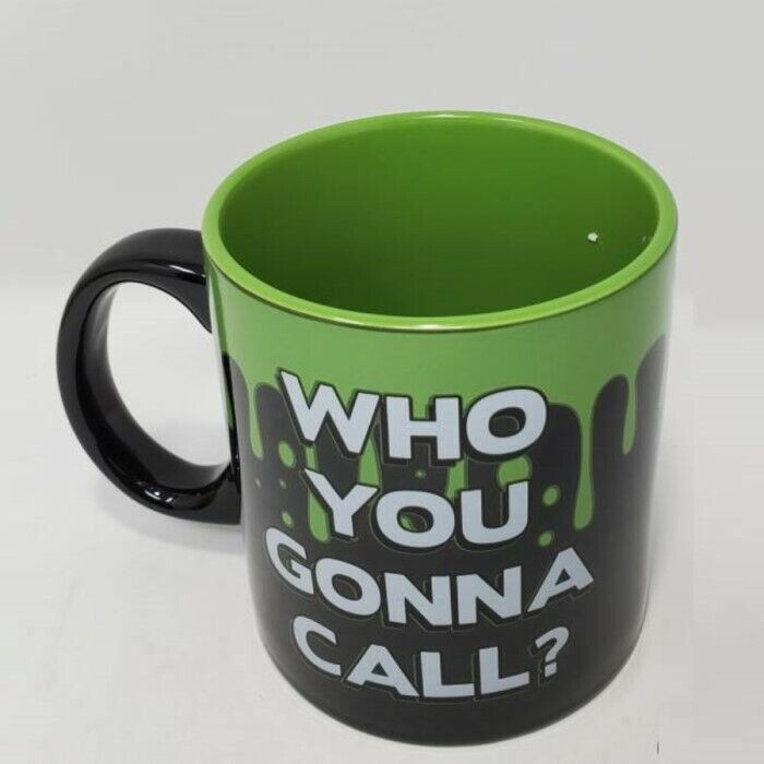 NEW Ghostbusters 20 oz Mug Who You Gonna Call