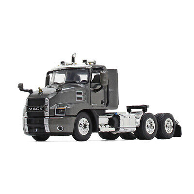 DCP FIRST GEAR 1:64 *GRAPHITE GRAY* MACK ANTHEM DAY CAB SEMI TRUCK NIB