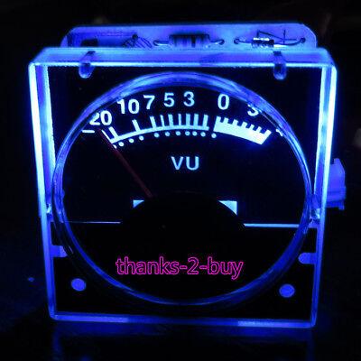 Audio Power Amplifier Panel Vu Meter Db Level Led Headerdriver Board Module Diy