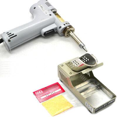 S-995a 100w Electric Vacuum Desoldering Pump Soldering Iron Sucker Gun 110v220v