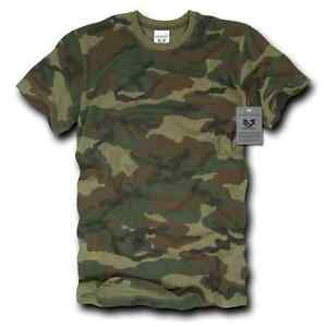 camouflage camo army hunting t shirt t shirts tees s m l xl 2x. Black Bedroom Furniture Sets. Home Design Ideas