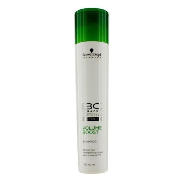 NEW Schwarzkopf BC Volume Boost Shampoo - For Fine Hair (New Packaging) 250ml