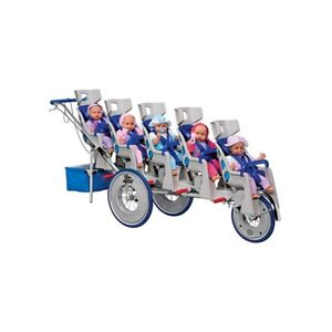 Runabout 5 Seat Stroller