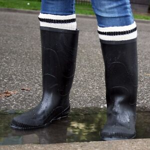 Men's Rubber Boots - Size 9 to 11