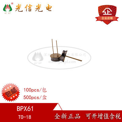 1x Bpx61 To-18 Silizium-pin-fotodiode Silicon Pin Photodiode
