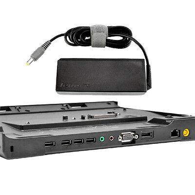 Lenovo Thinkpad Ultrabase Series 3 /X220,X230,X220t,X230t/DVD, 90W Netzteil, gebraucht gebraucht kaufen  Heidelberg