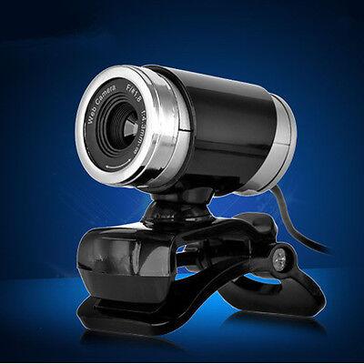 360º 50MP HD Webcam Camera Web Cam USB With Mic for Computer Desktop PC Laptop
