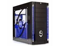 Desktop Gaming Media pc : AMD Athlon 64 x2 5000+ , 8GB Ram, Radeon 4850 graphics card, windows 7 8