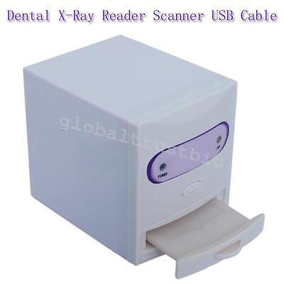 Dental X-ray Film Reader Scanner Viewer Digitizer Image Converter Usb Connection