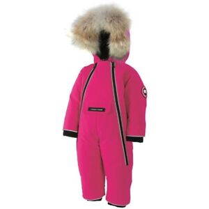Canada Goose brand new 6-12 months pink