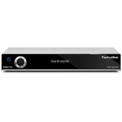 TechniSat DIGIT ISIO S2 Receiver HDTV Sat Twin-Tuner Button Smart DVB HbbTV (Receiver-sat Dual-tuner)
