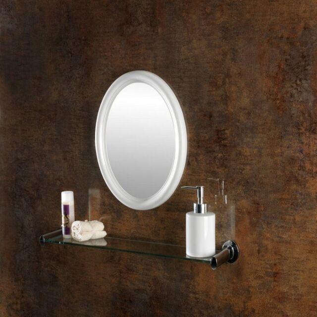 842084 SupaHome Oval Mirror