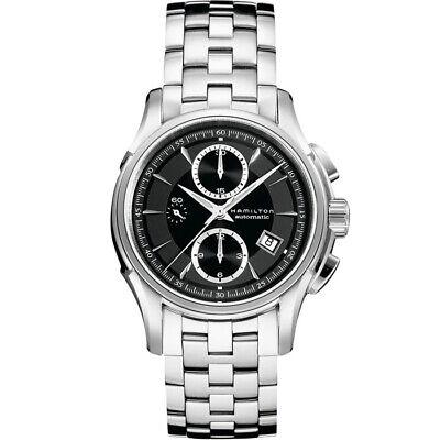 Reloj Hamilton Mod. JAZZMASTER Coche Chrono Ref.H32616133