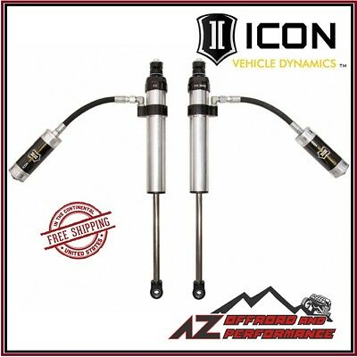 "ICON 2014-2018 Dodge Ram HD V.S. 2.5 Series RR Front Shocks 4.5"" Lift"