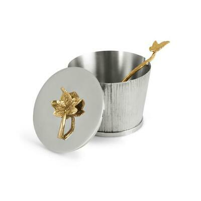 Michael Aram Ivy & Oak Pot with Spoon