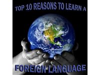 Thai, French or Spanish lessons
