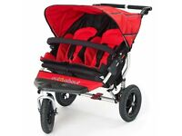 Brand New Out n About 360 Double Pram