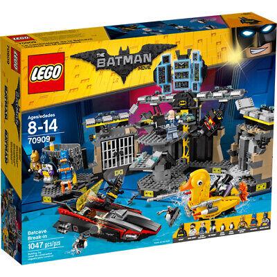 Lego- Batman Movie 70909 Batcave Break-in