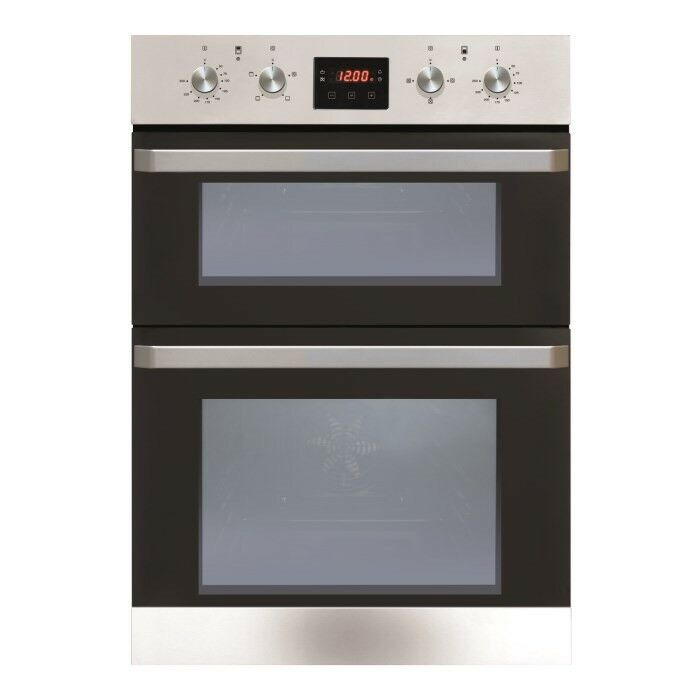 Matrix MD921SS built-in double electric oven NEW