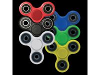 Fidget spinners in stock. 3 for £10 or £4 each All colours Anfield