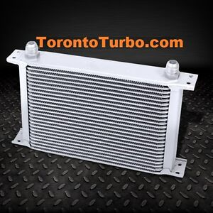 Oil Cooler 25 rows Universal, transmission, turbo