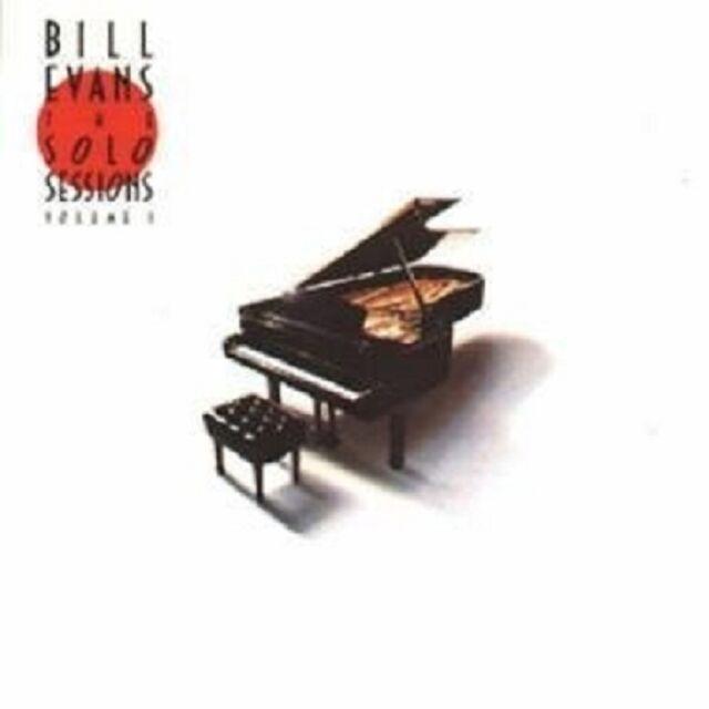 BILL EVANS - THE SOLO SESSIONS VOL.1  CD NEU
