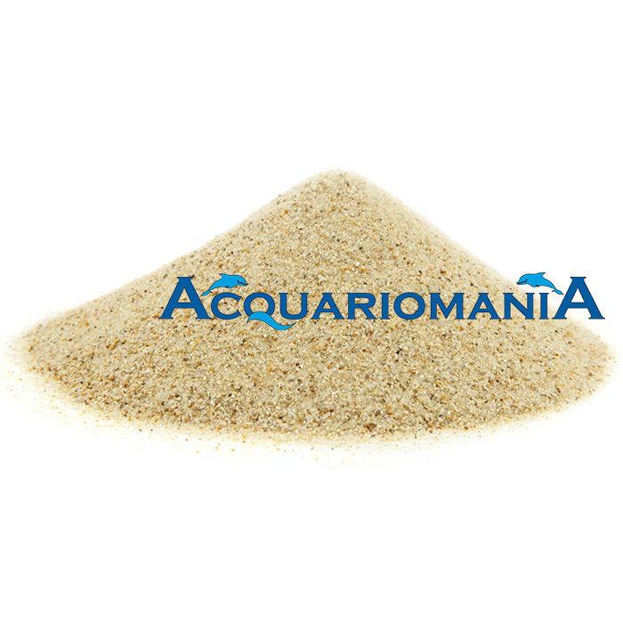 Zolux Sabbia Ambra fine 5kg per acquario 0.2-0.5 mm